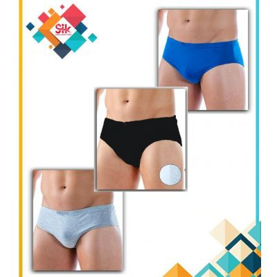 Pack of 6 Imported Cotton Underwear For Men online in Pakistan