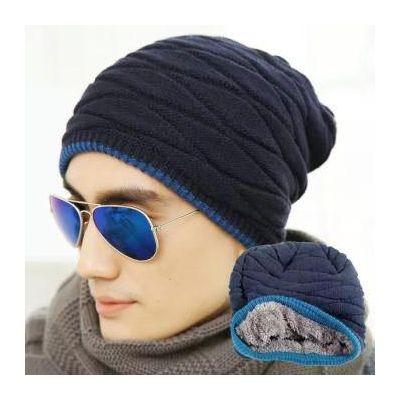 Pack of 2  Winter Warm Cap for Men