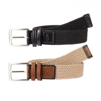 Pack of 2  Imported Cotton Belt For Men