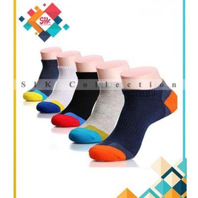Pack Of 12- Imported Sport Ankle Socks For Men