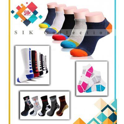Pack Of 12  Multicolour Imported Fancy Ankle Socks For Men