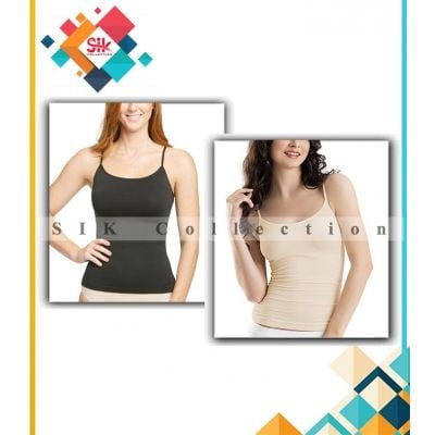 Pack Of 4 Imported China High Quality Tank Tops For Women