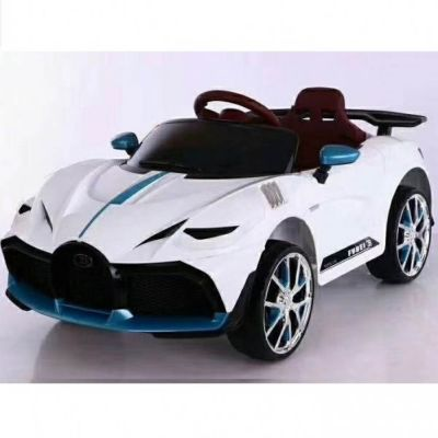 Jiangmen Electric Powered Bugatti Shaped Ride On Car With Remote Control For Kids