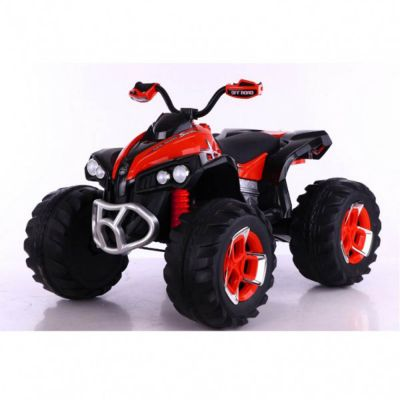 Jiangmen Electric Powered Offroad Quad Bike Shaped Ride On Car With Remote Control For Kids