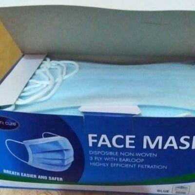 Mask Box  50 Pcs