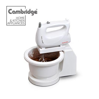 Cambridge Hand Mixer with Bowl HM-104
