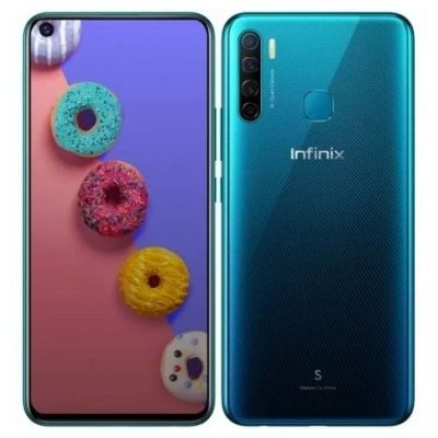 Mobile - infinix s5 6gb