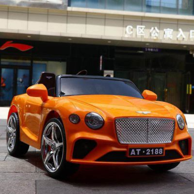 Jiangmen Electric Powered Bentley Shaped Ride On Car With Remote Control For Kids