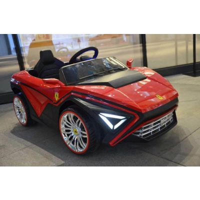 Jiangmen Electric Powered Ferrari G Electric Shaped Ride On Car With Remote Control For Kids