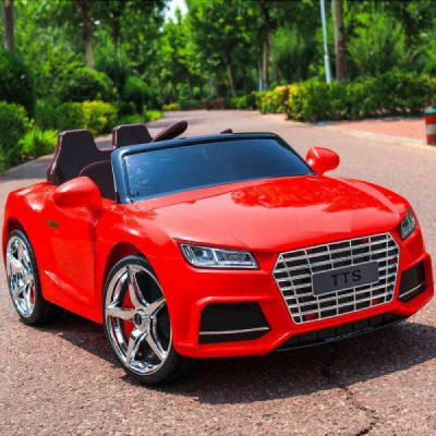 Jiangmen Electric Powered Audi Shaped Ride On Car With Remote Control For Kids