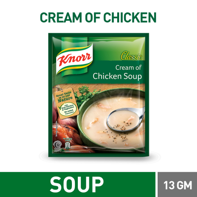 Knorr Cream Of Chicken Soup 13gm