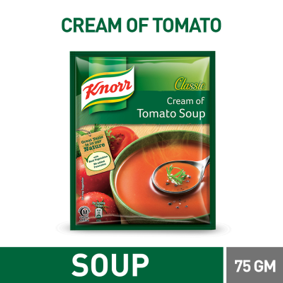 Knorr Cream Of Tomato Soup 75gm