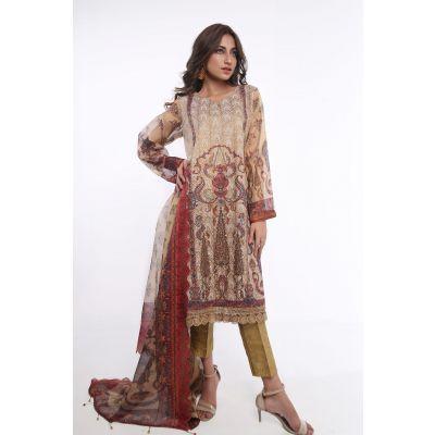 Shirt Shalwar Dupatta Masoori KOK-03