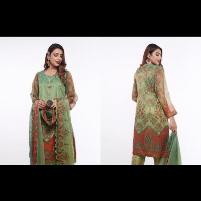 Shirt Shalwar Dupatta Masoori KOK-04