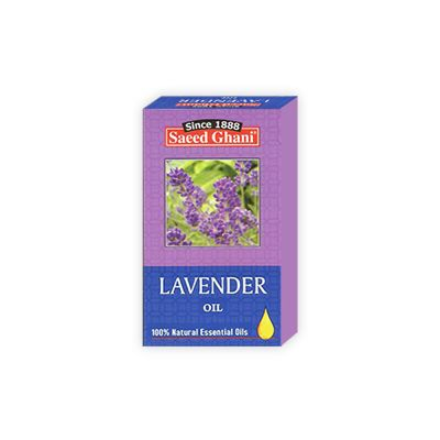 Saeed Ghani Lavender Oil 10ml