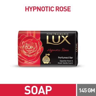 Lux Hypnotic Rose Soap Bar 145gm
