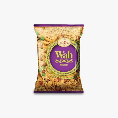 Wah Snacks  Mix Nimco  70gms