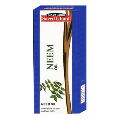 Saeed Ghani Neem Oil 60ml