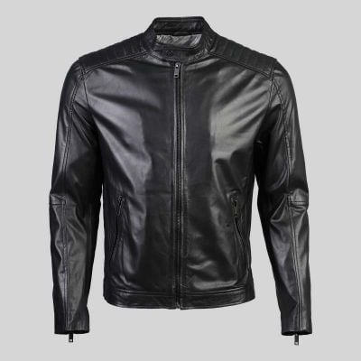 Mens Leather Jacket (1466)