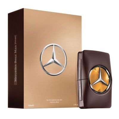 Mercedes Benz For Men Private Edt