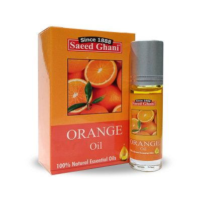 Saeed Ghani Orange Oil 10ml