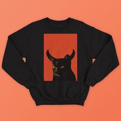 Cat Devil Sweatshirt