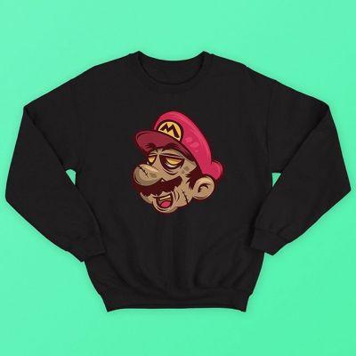 MarioDyin Sweatshirt