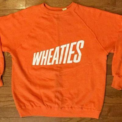 Wheaties Sweatshirt