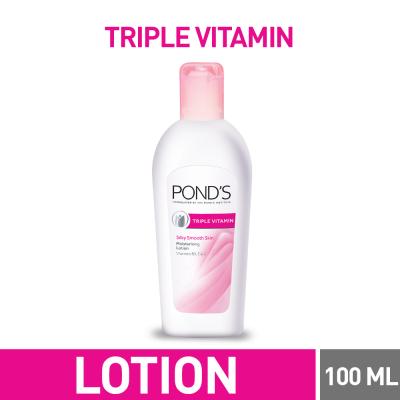Ponds Triple Vitamin Body Lotion 100ml