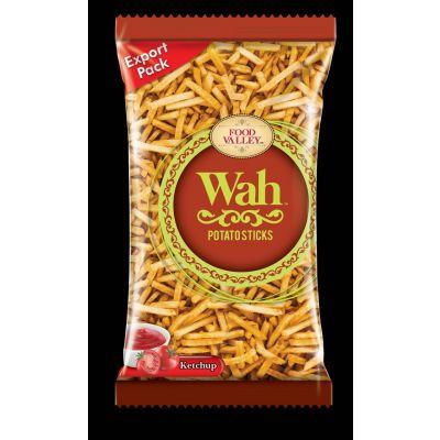 Wah Snacks  Potato Sticks Ketchup  150gms
