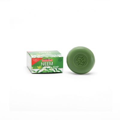 Saeed Ghani Pure 100% Antibacterial Neem Soap 75gm