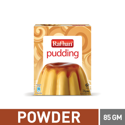 Rafhan Egmgm Puddingm 78gm