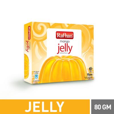 Rafhan Mango Jelly 80gm