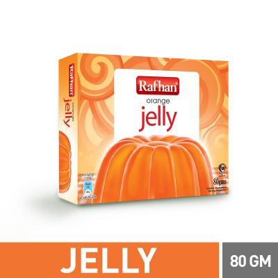 Rafhan Orangme Jelly 80gm