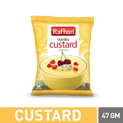 Rafhan Vanilla Custard 47gm