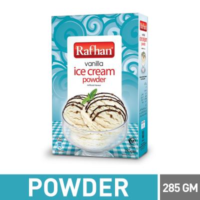 Rafhan Vanilla Icecream Powder 285gm
