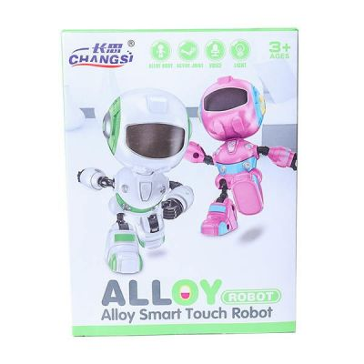 Alloy Electric Touch  Smart Robot Toys For Children