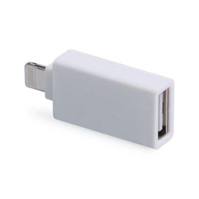 Rubian OTG to USB Adapter - White