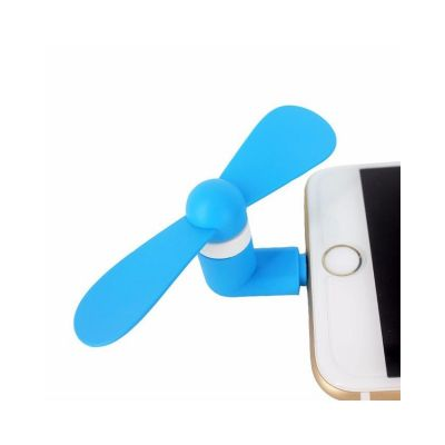 Mini USB Fan For iPhones Smartphone - Multi-Color