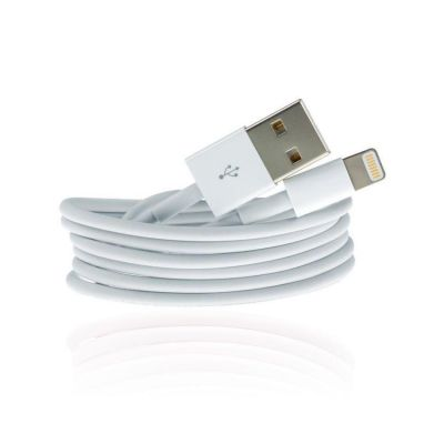 Charging Data Cable For iPhone - White