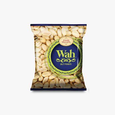 Wah Snacks  Salty Peanuts  45gms