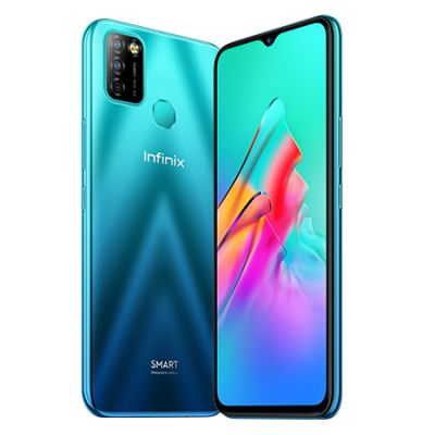 Infinix Smart 5 Blue X657B 2GB/32GB 6.6Hd