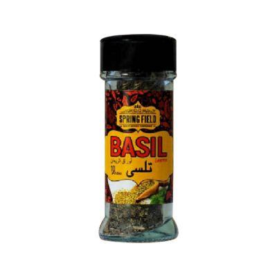 SpringField Basil (Tulsi) Leaves 10gms