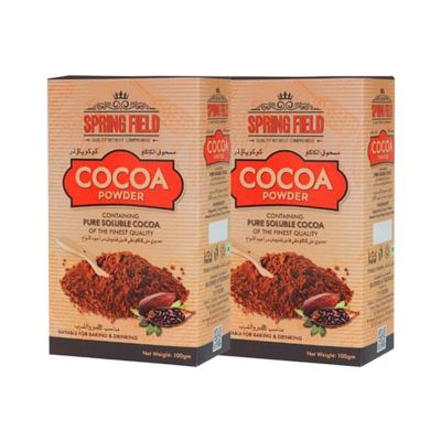 SpringField-Cocoa Powder 100gm