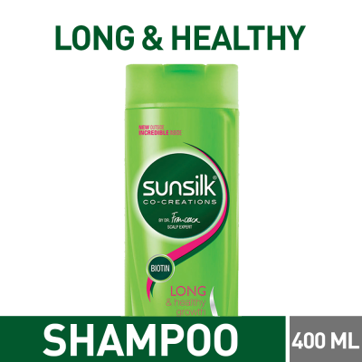 Sunsilk Longm  Healthy Shampoo 400ml