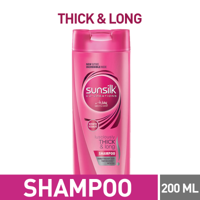 Sunsilk Thick Long Shampoo 200ml