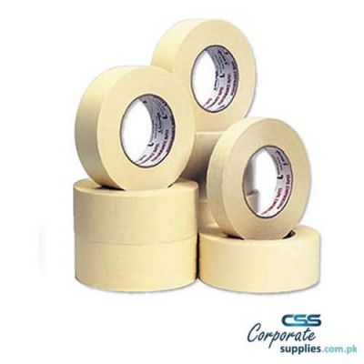 TAPE  Masking Tape 1 Inch  10 Yard