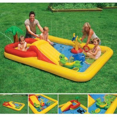 PAK Intex Inflatable Ocean Play CenterIntex Inflatable Ocean Play Center in PAKINTEX INFLATABLE OCEAN PLAY CENTER 57454