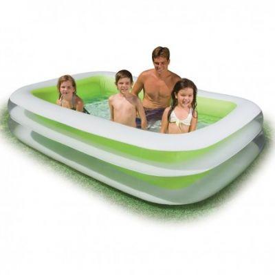 INTEX INFLATABLE SWIM CENTRE FAMILY POOL 56483