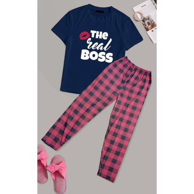 The Real Boss Night Suits
